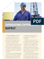 Safely Operating Offshore