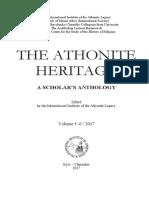 Shumilo the Athonite Heritage 5-6 (2017)