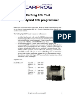 Documents Similar To Electronic Wiring Diagram - Zafira MY 2001