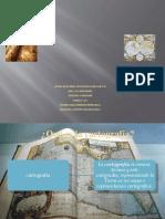 Diapositivas de la cartografia