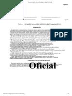 QUALIFICAÇÃO DE INSTRUMENTO ANALÍTICO 1058 - tradução