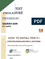 40468015-Wcdma-Drive-Test-Procedure