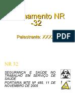 Treinamento Basico NR32