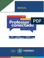Manual Professor Conectado - Admin