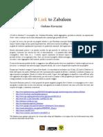 10 Link to Zabaleen è un esperimento di racconto d