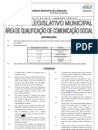 anallegmunareaqualificacaodecomunicacaosocialcamaracamacari