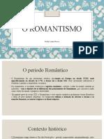 Apresentaçao Romantismo