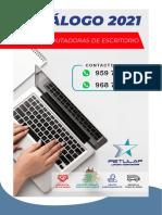 CATÁLOGO PC y COMPUTADORAS DE ESCRITORIO