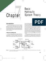 hydraulic system theory
