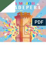 Programa complet de la Festa Major de Matadepera 2021