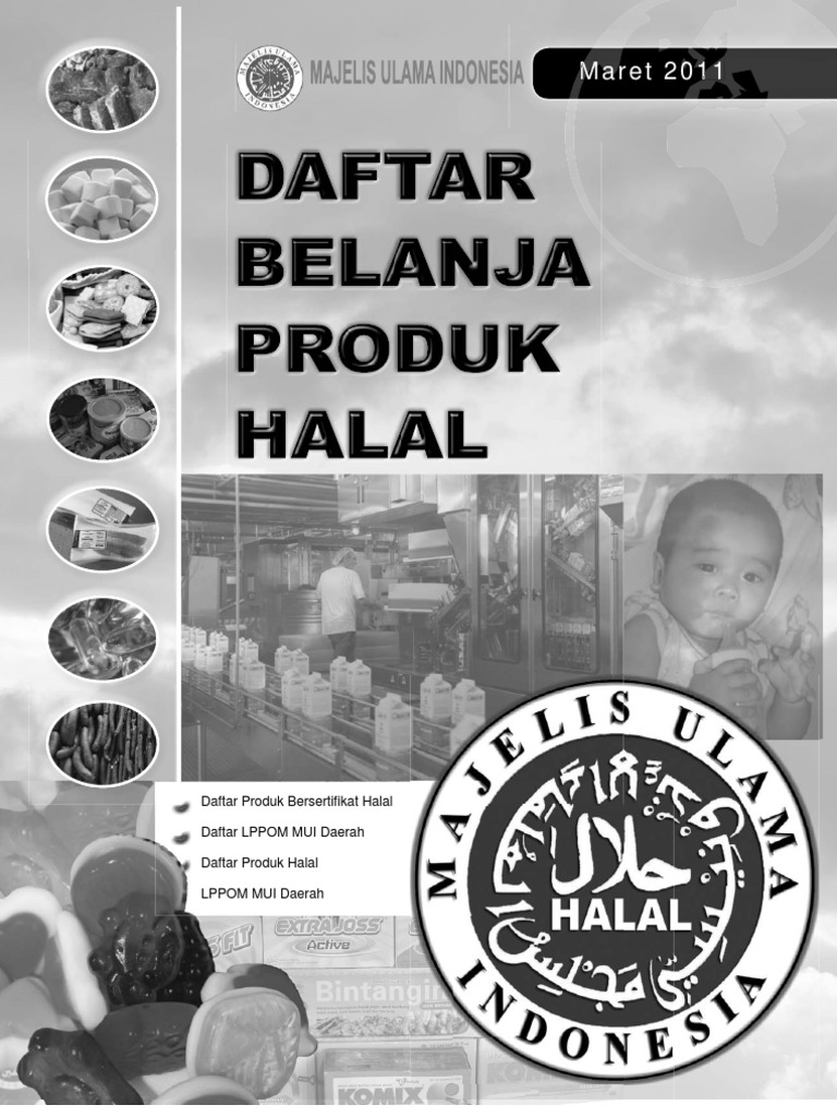 Daftar Produk Halal Maret 2011 d0ed215e73
