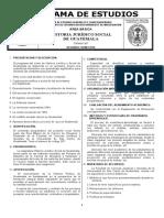 207 Historia Juridico Social de Guatemala
