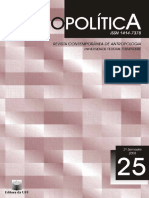 Revista Antropolotica Dossie Imigracao