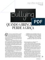 Reportagem Bullying - Revista Regional