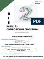 Serie 2-II-composicion Centesimal 1 Actual