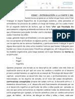 Niñez Clase 1 Desarrollo Intelectual _ Jean Piaget _ Vygotski _ uDocz