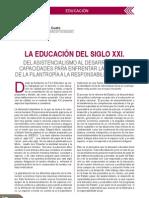 La Educacion Del Siglo XXI - Luisa Pinto Cueto