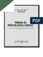 Modulo de Psicologia Geral