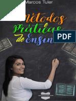 E-BOOK MÉTODOS E PRÁTICAS DE ENSINO