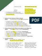 Schriftliche Pruefung A1.2 - Fransiskus Aditthana - Halle