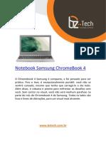 Manual Samsung Chromebook 4