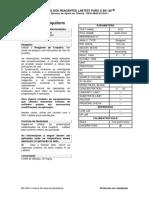 Adaptaciones Bioquimica Labtest BS 120