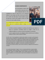 EDUCACION EN EL MEXICO INDEPENDIENTE