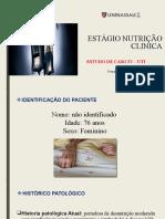 ESTUDO DE CASO- UTI