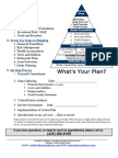 Financial Profile (CLIENT PACKET)