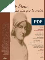 Stein,  una vita per la verità .pdf