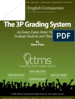 3P Grading System
