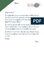 Lettre n°01 Egypte