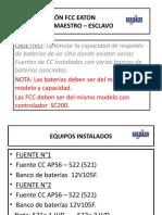 Configuracion APS6-522 MAESTRO ESCLAVO