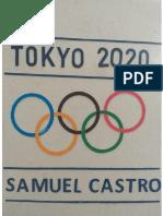 Juegos Olimpicos Trabajo