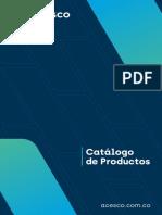 catalogo acesco_2019