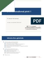 Droit International Pénal - Introduction générale