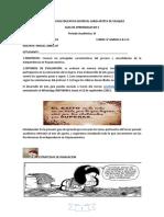 GUIA No 5 DE SOCIALES 8° GRADO