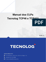 Manual Do Clp Tecnolog Tcp46 - V1.5