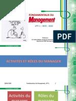 Fondamentaux Du Management_ESMT_LPTI1_Session 3_Activités Et Rôles Du Manager_28042020-2