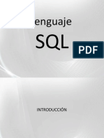 SQL Introduccion