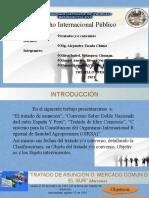 Tratados de Derecho Internacional Público (3)