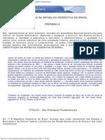 Constituição comentada - STF