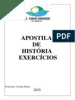 Apostila de História ( exercício )-convertido