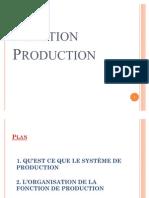 system de production