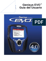 Genisys 2009 Spanish Manual