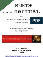 São Francisco de Sales_O Director Espiritual Das Almas Devotas e Religiosas