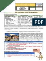 MIÉRCOLES 21 - REPORTE DE INDAGACIÓN CIENTÍFICA - ELECTRICIDAD TERCERO - EDITAR - copia
