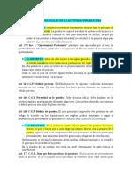 ETAPAS PROCESALES DE LA ACTIVIDAD PROBATORIA