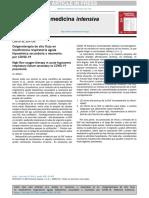 Oxigenoterapia de alto flujo enCOVID19