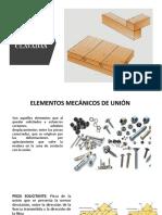 UNIONES CLAVADAS-EXPO